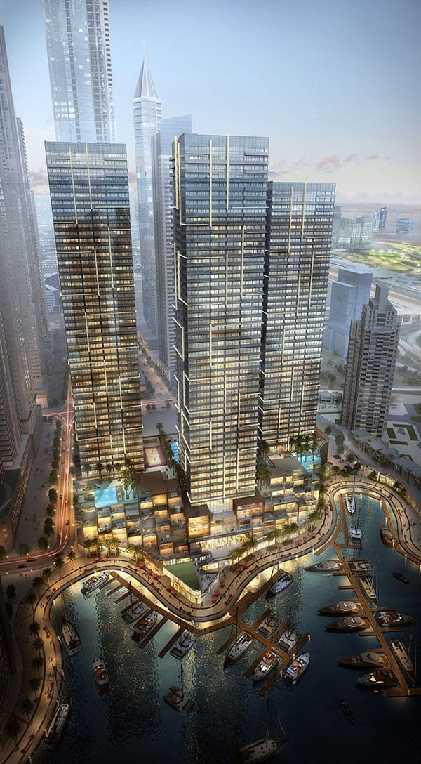 The Residences at Marina Gate