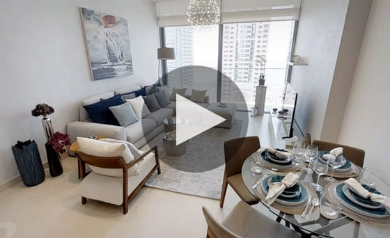 Two Bedroom Show Apartment (Type 2E)